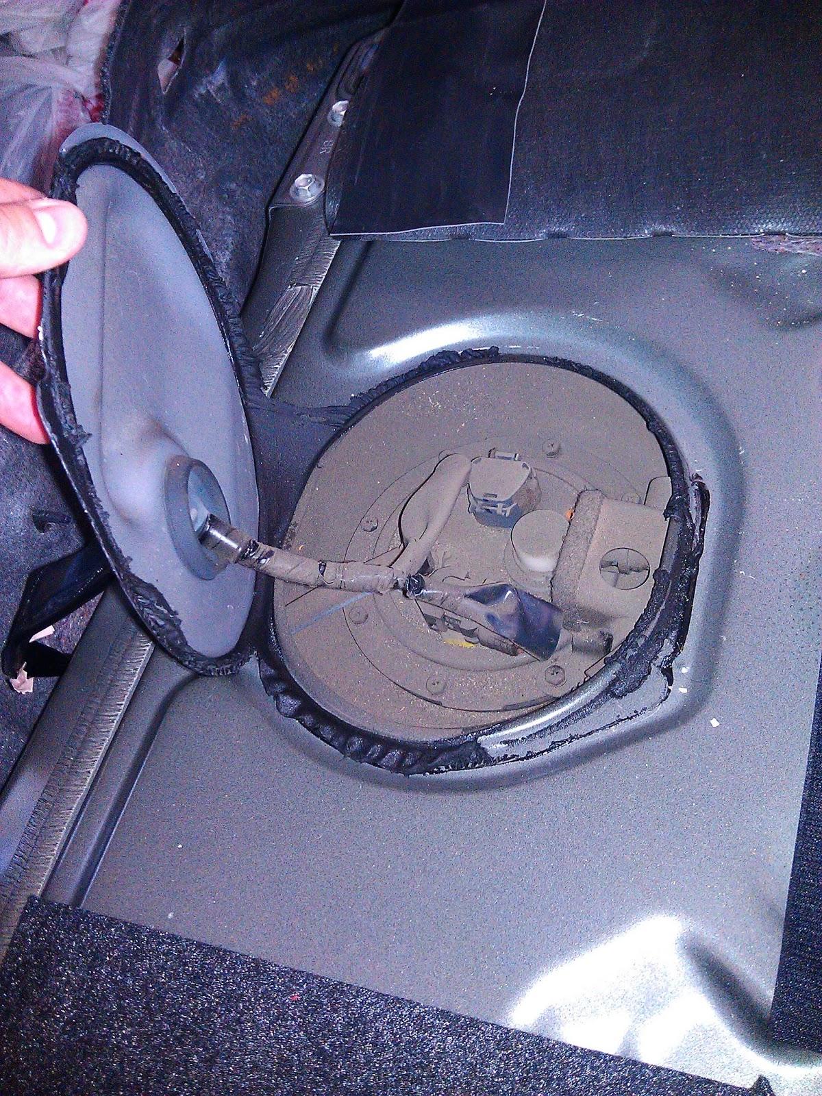How Do You Replace Fuel Pump 2012 Scion Xd