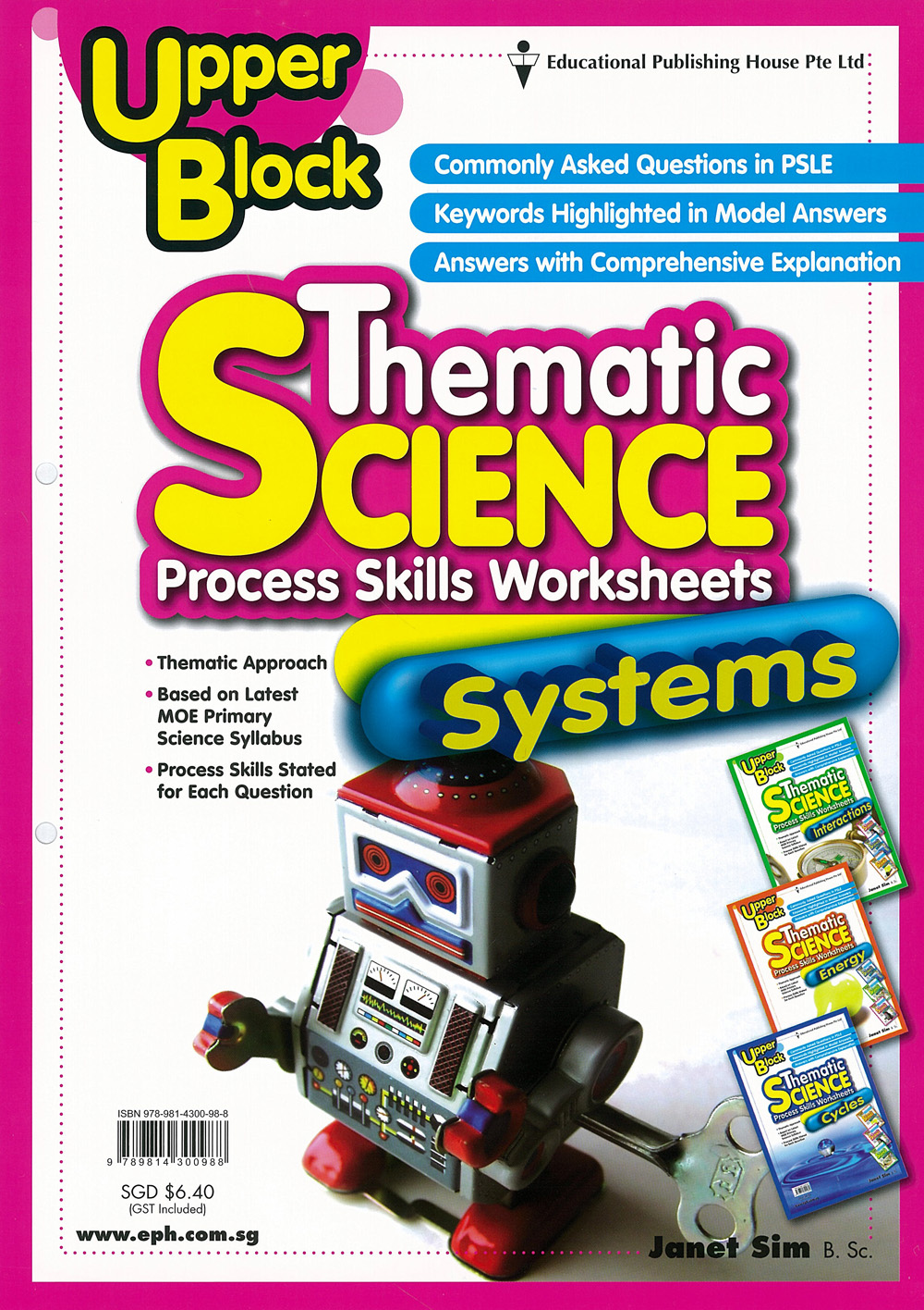 MALIASARI BOOKS: PRIMARY - SCIENCE