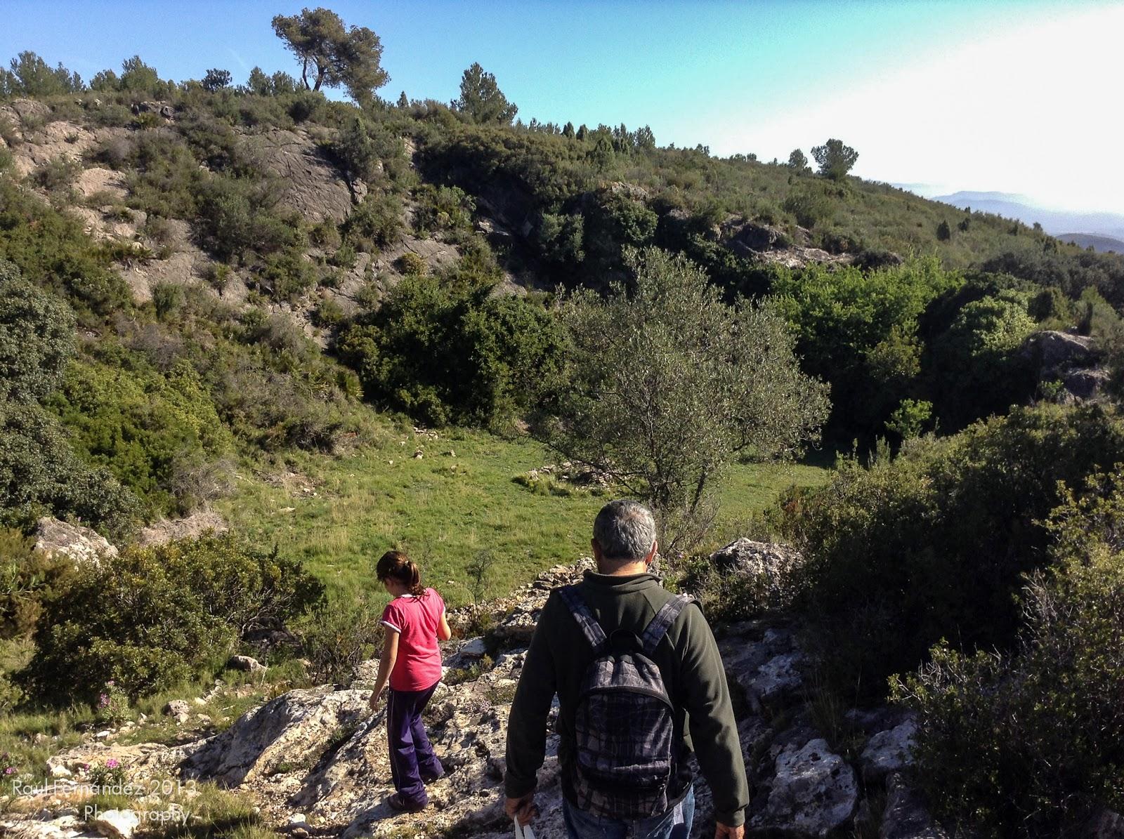Entrada Cueva de la Muela