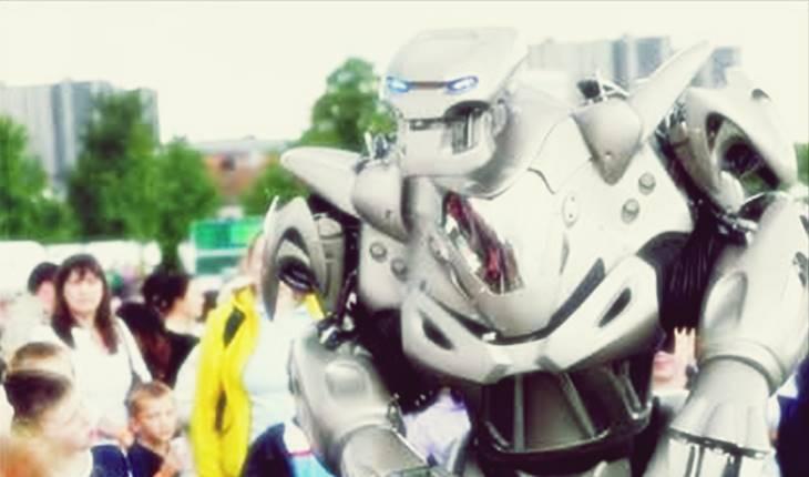robot king titan