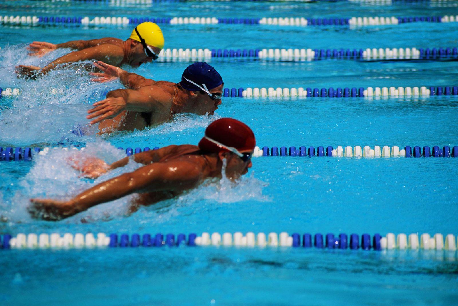 Swimming strokes | LiyanaaTalibb