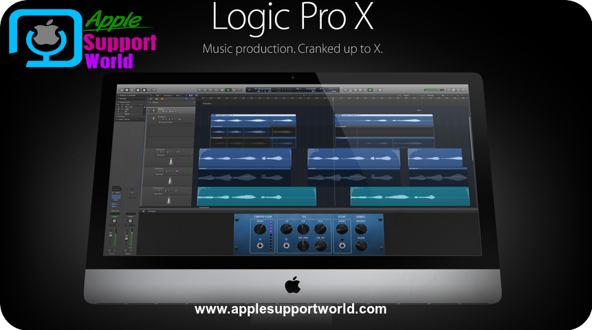 Apple Logic Pro X v10.1.1 Retail/Full Version (Mac OS X)
