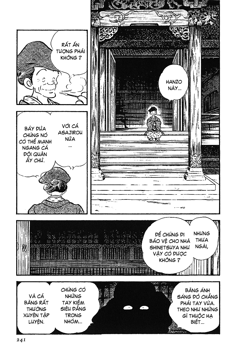Nijiiro Togarashi - Ớt Bảy Màu chap 13 - Trang 3