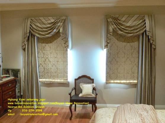 Design Idea Langsir Bayani Home Renovation