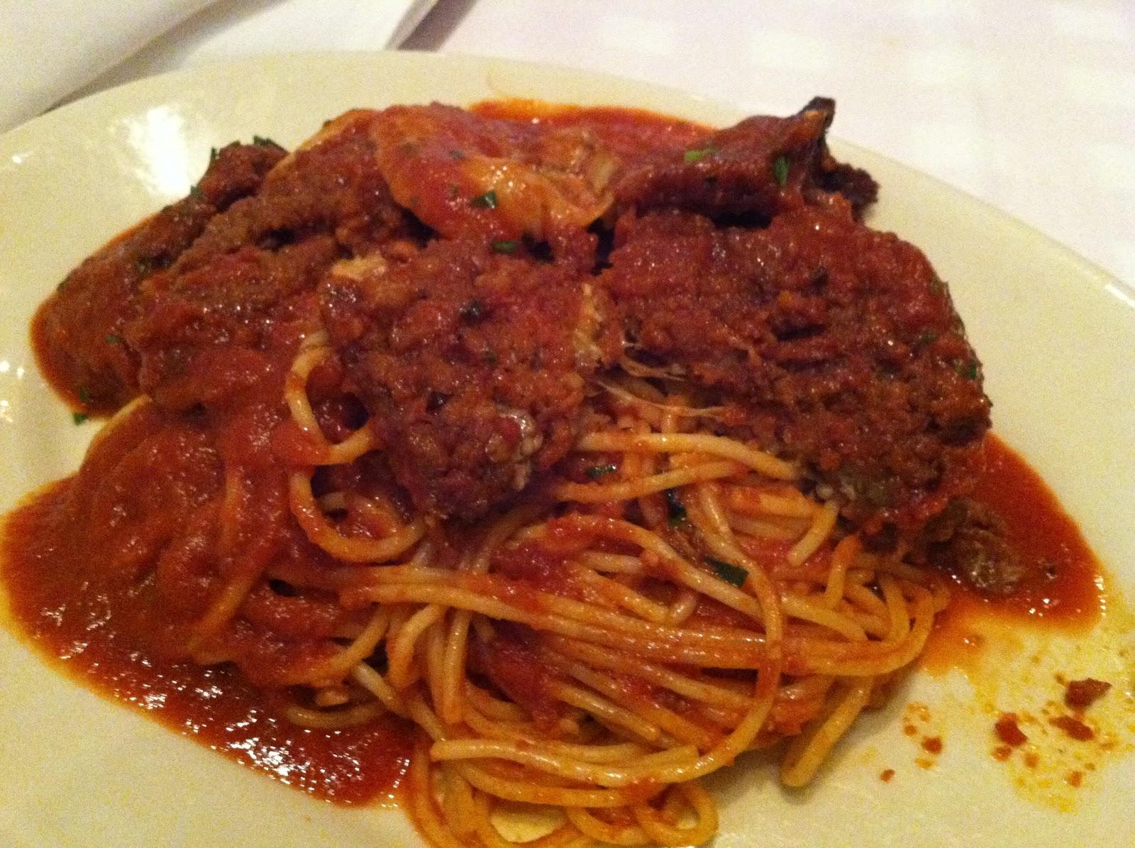 Almost Vegetarian: Vegetarian Options at Italian ...