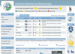 Información del Tiempo Atmosférico