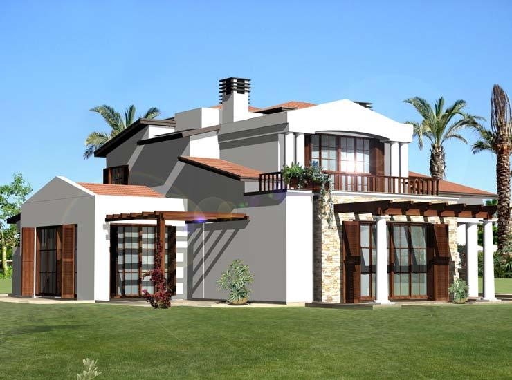 Modelleri l ks yeni villa modelleri 2011 for Model villa moderne
