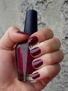NailTek Hydration Therapy Color - Cherry Truffle