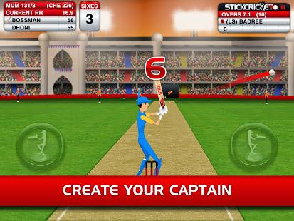Stick Cricket Premier League Mod Apk Hile Son Sürüm