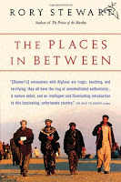 Cover of The Places in Between by Rory Stewart