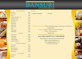 South Indian Food Menu List   Bansuri Restaurant Provides You The Most  Refined, Authentic Indian Food, South Indian Food, Outdoor Cateringu0027s.
