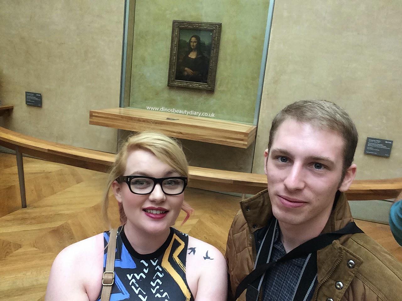 Dino's Beauty Diary - Paris Diary - Day Four - The Louvre Museum