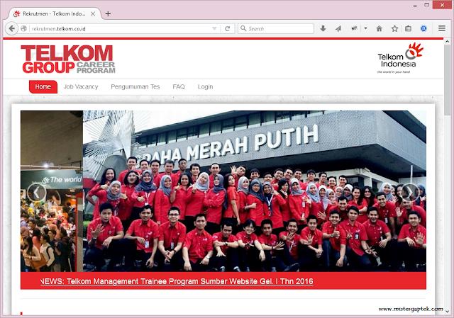 Lowongan Kerja Telkom Indonesia 2016 - Rekrutmen - Telkom Indonesia