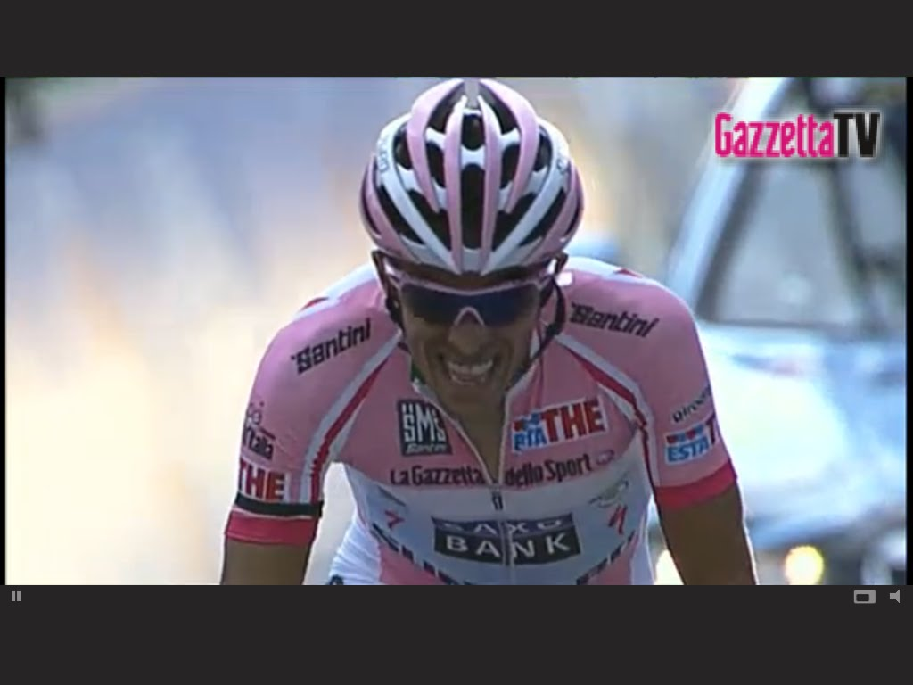 Carrillo Ciclismo Piramides: Giro D'Italia 2011
