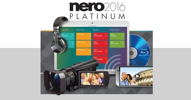 nero 2016 download with crack