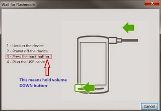 Tutorial Cara Flashing Sony XPERIA Z Ultra C6833 Update Kitkat