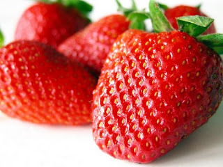 Juicy Fruit Strawberries