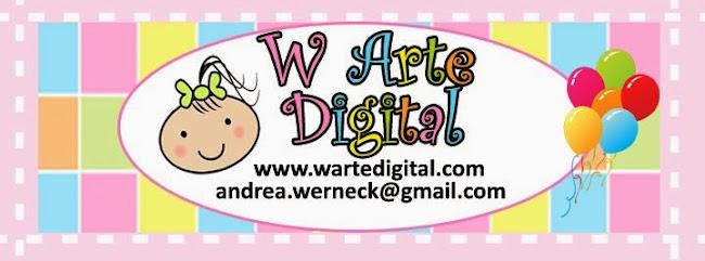 W.Arte Digital Convites Infantis e Lembrancinhas