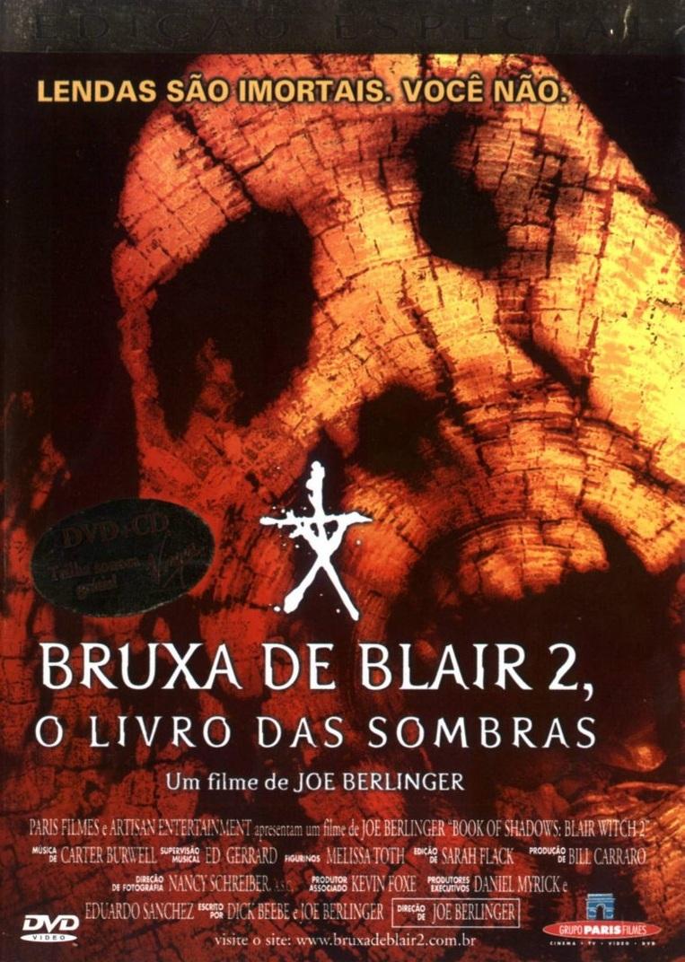 A Bruxa de Blair 2: O Livro das Sombras – Dublado