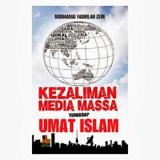 Beli buku online kezaliman media massa terhadap umat islam beli buku dakwah murah toko buku online murah rumah buku iqro