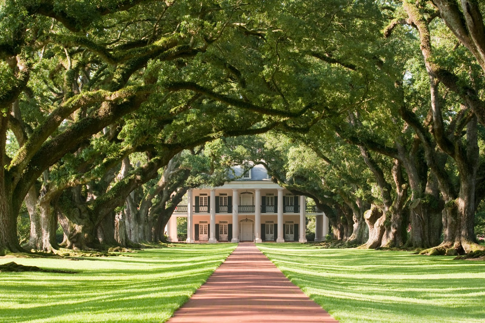 Our Visit To Oak Alley Plantation Louisiana Part 1 I