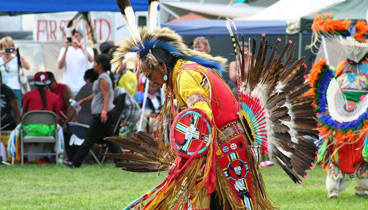 primeros pobladores en parte norte de america