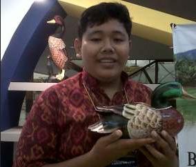 Peternak Bebek Muda Dewa Duwe Duck Bali