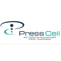 Logo oficial da PressCcell