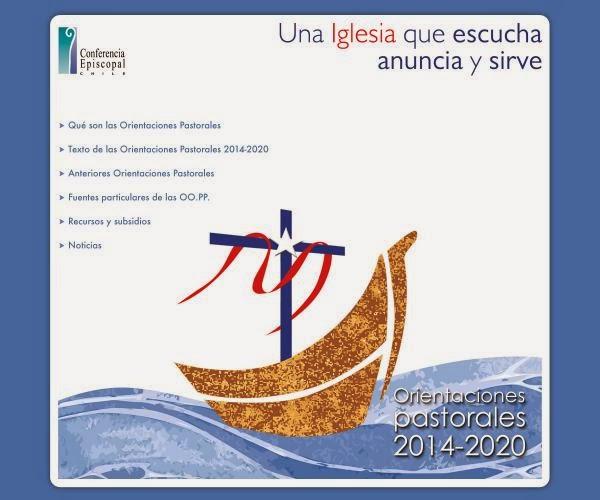 Orientaciones Patorales 2014