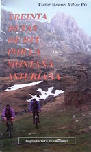 30 rutas BTT montaa asturiana