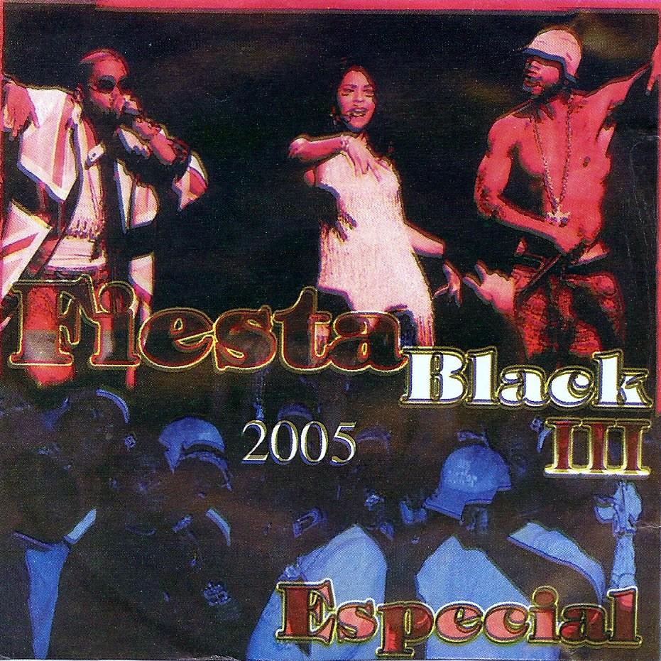 FIESTA BLACK III 2005
