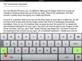 Enable Caps Lock on iPad