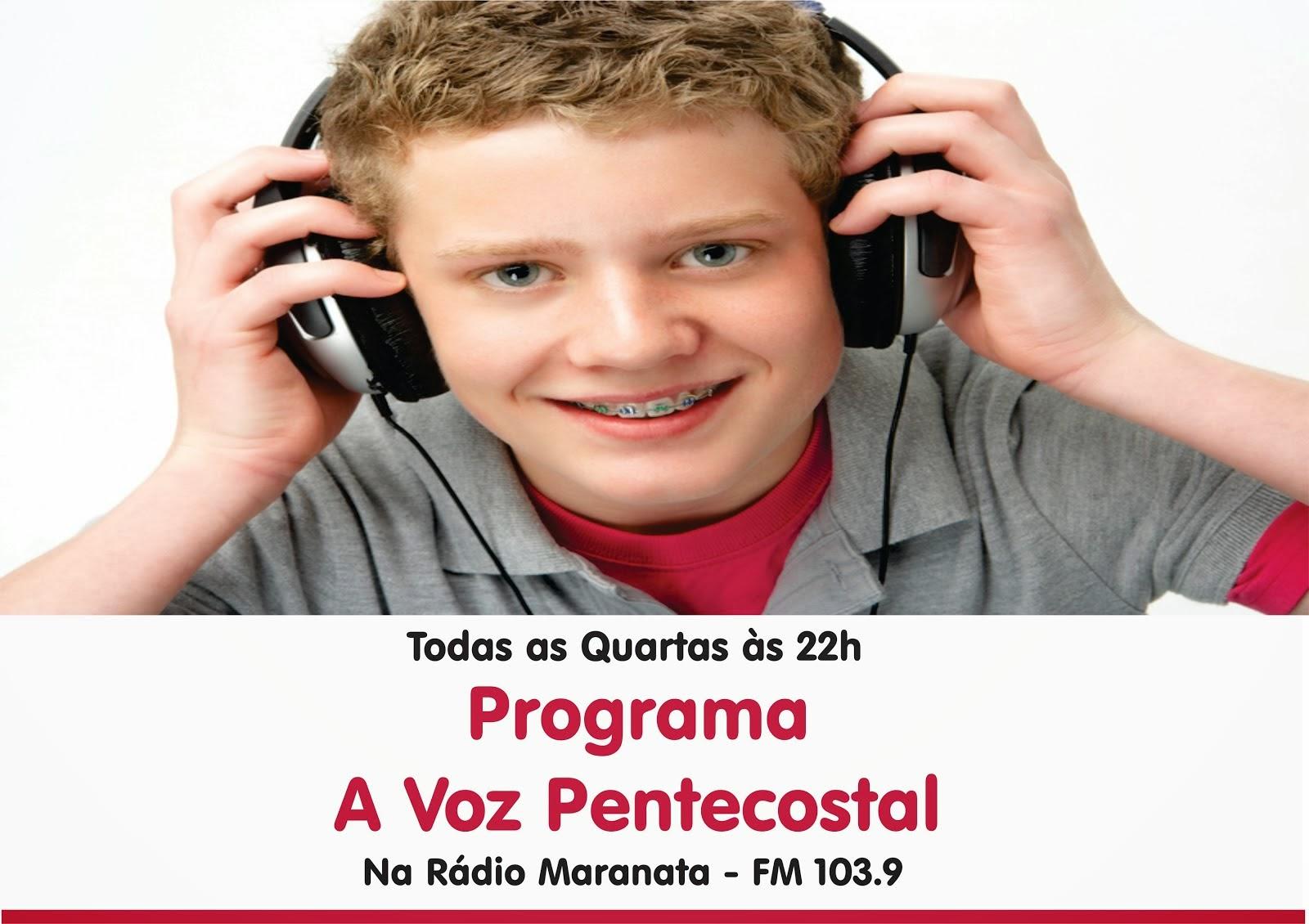 Programa A Voz Pentecostal