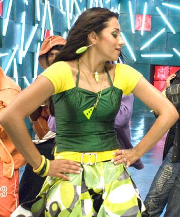 trisha krishnan prabhas bujjigadu movie stills pictures4