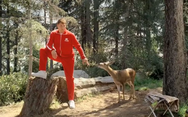 Blake Griffin new kia commercial