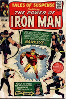 Tales of Suspense #57 comic cover