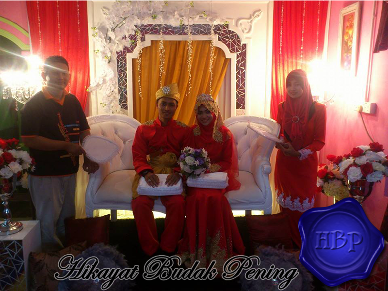Kawan kahwin Husni
