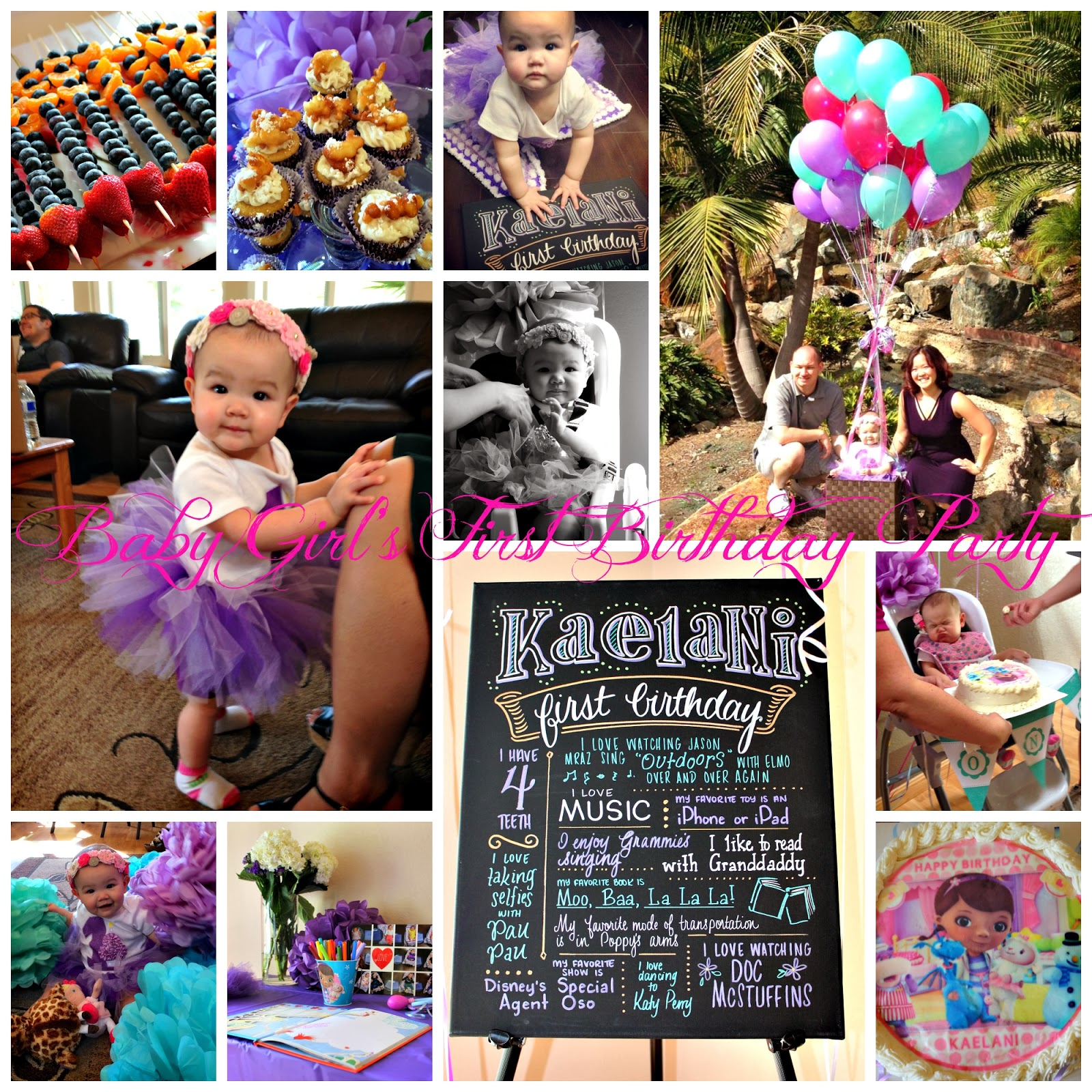 girl birthday theme party ideas