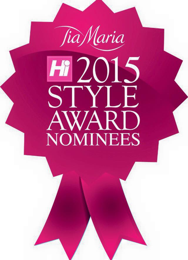 Nominated Most Stylish Blogger Of The Year 2015 & 2016