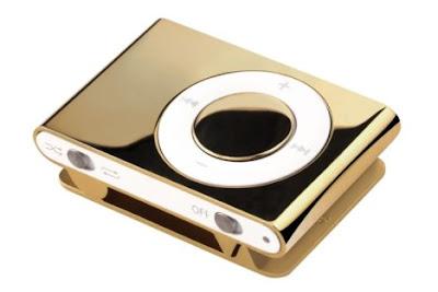 Creative Golden Gadgets and Cool Gold Gadget Designs (15) 12