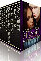 Hunger: Tales of Vampire Romance<br> Giselle Renarde