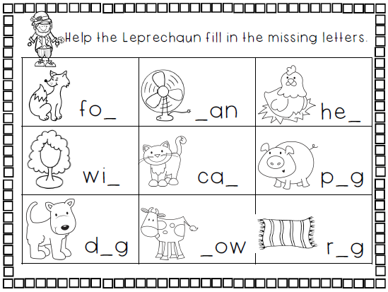 All Worksheets Kindergarten Ending Sounds Worksheets Printable – Ending Sound Worksheets for Kindergarten