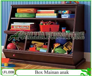 Box Mainan Anak Klender