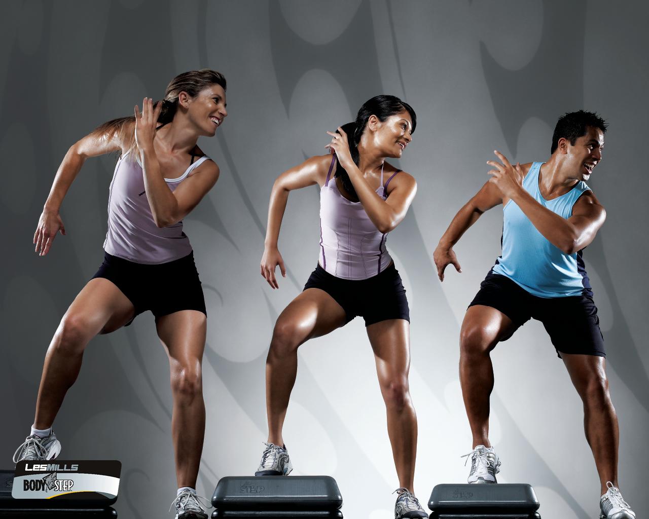how to do aerobic dance