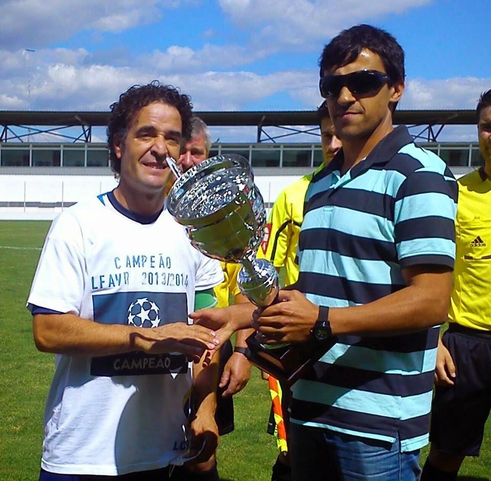 F.C. LORDELO | CAMPEÃO 2013-2014