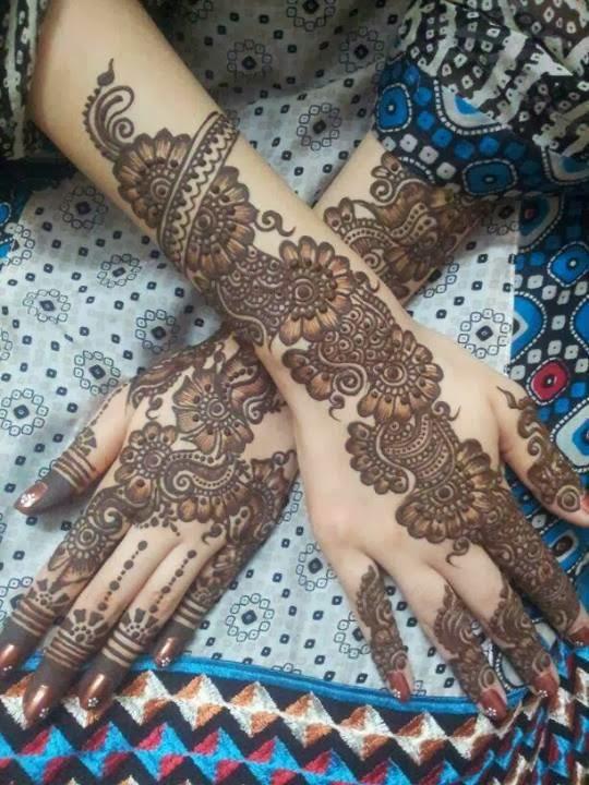 Mehndi Mehndi Ke Design : Hamari pk web latest mehndi designs