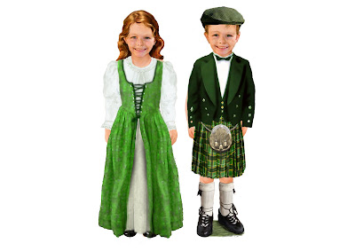 Traditional+dress+Ireland Irish Traditional Dress