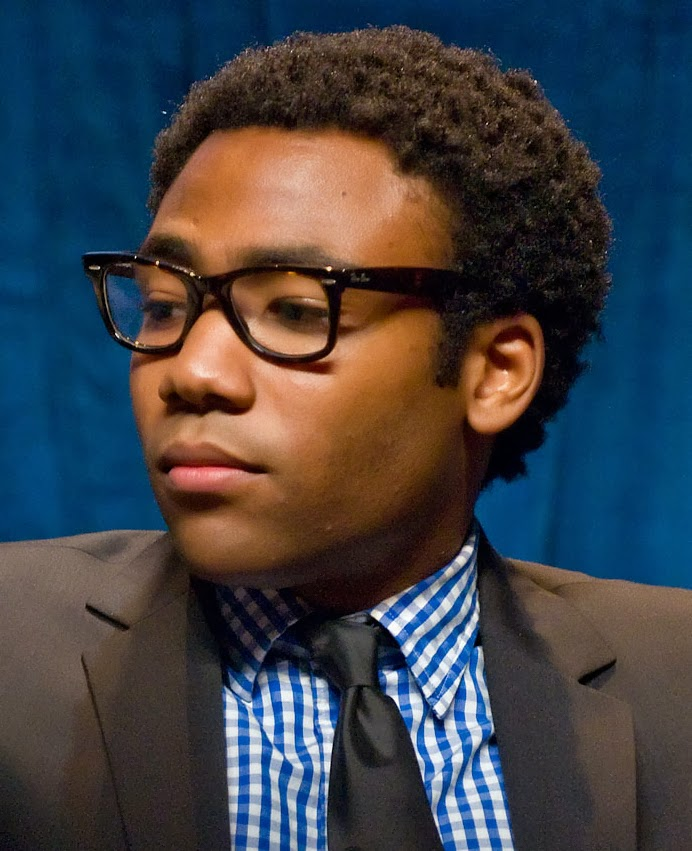 Miss Spectacles: Donald Glover - Rockin' the Ray Bans