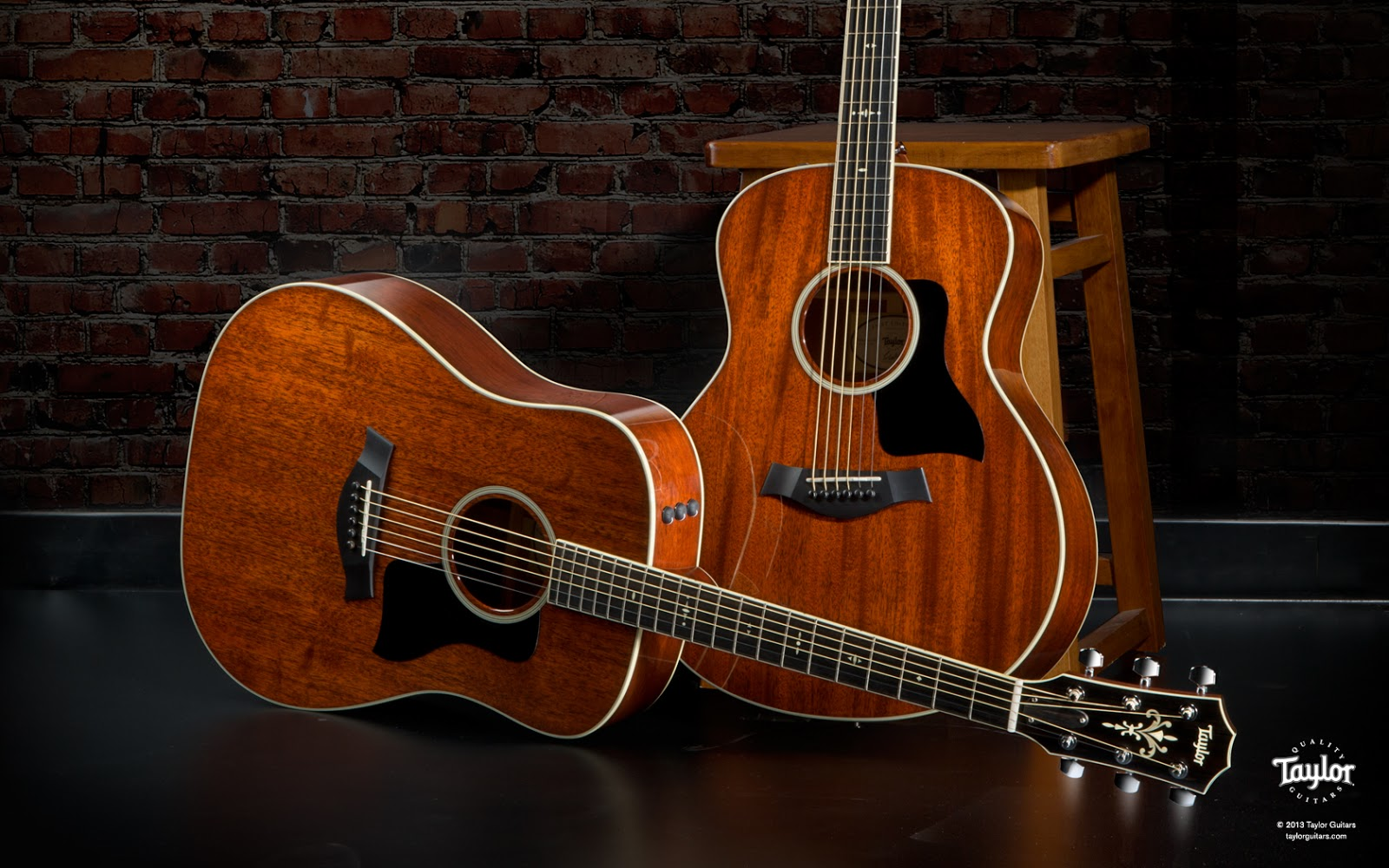 Taylor Guitars: Taylor Guitars - Wallpapers