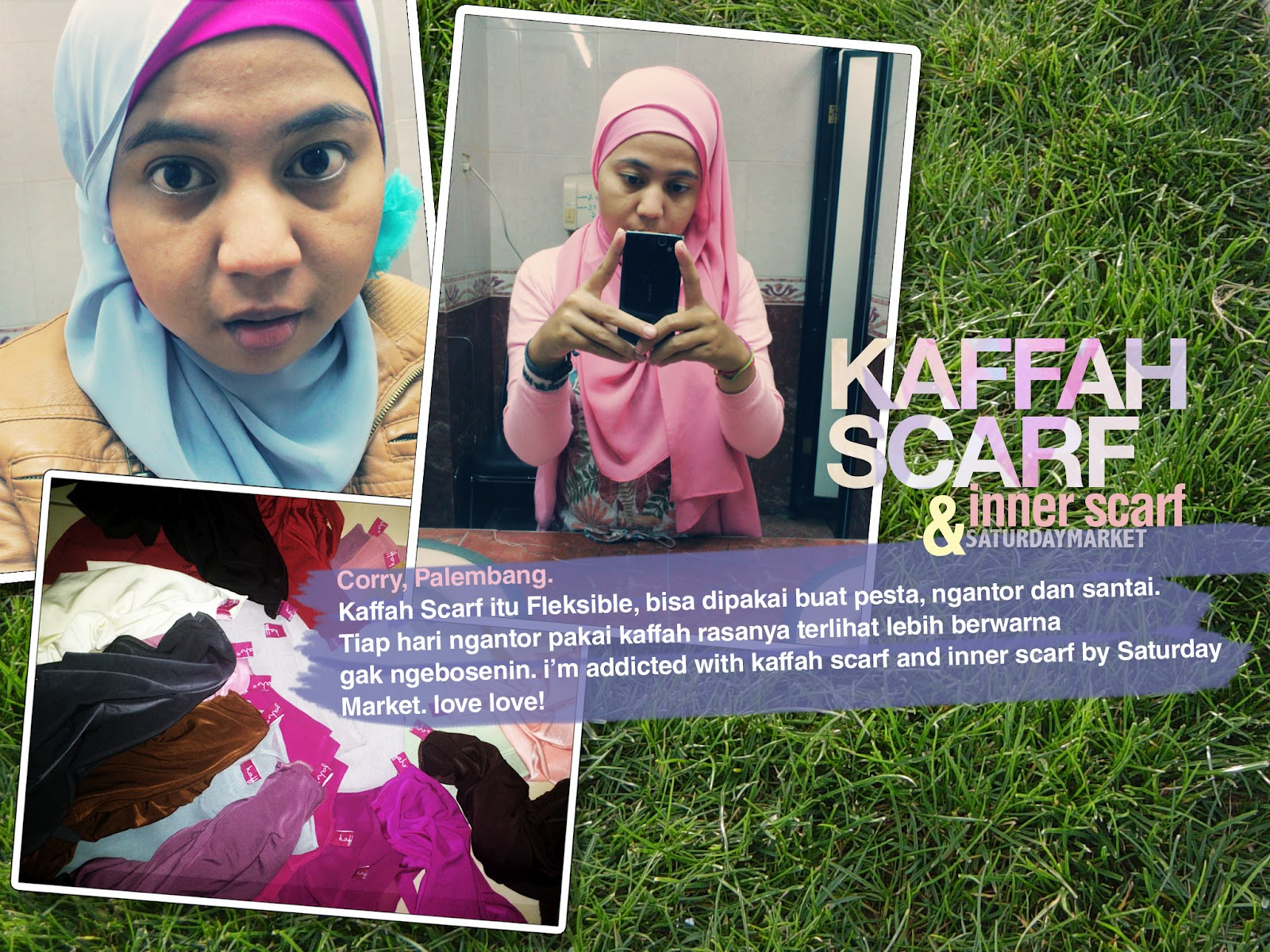 Kaffah By Siti Juwariyah February 2012